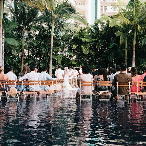 The modern honolulu oahu 24 most beautiful wedding for Places to get married