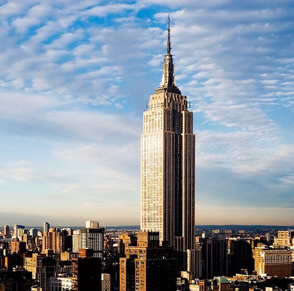 Empire State Building Penny Drop Myth