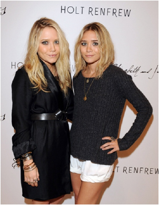 "The Olsen Twins Wore Fake Teeth on ""Full House""-Unknown Things About Celebrities"