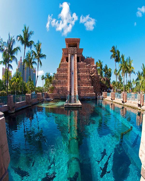 Atlantis - Craziest water slides