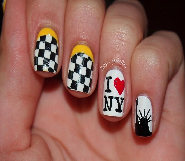 New York Nail Art