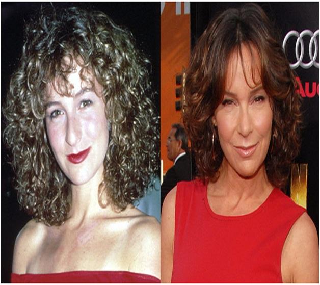 Jennifer Grey (Before & After)